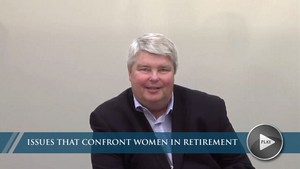 Issues that confront Women in Retirement